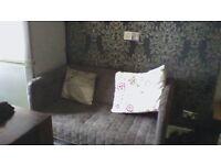 small ikea sofa gray £60