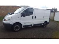 2008 RENAULT TRAFIC 2.0DCI SL27 115, PERFECT DRIVE