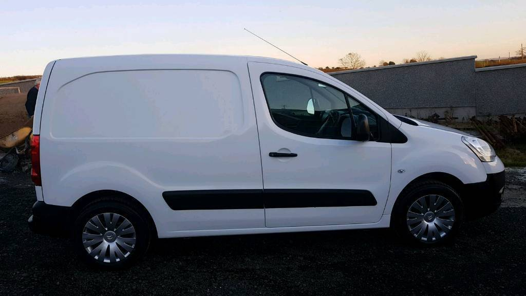 2012 Citroen Berlingo NO VAT £4250
