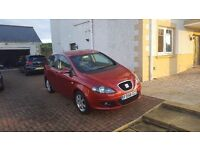 2007/56 Seat Altea 1.9 PD TDi Stylance, FSH, same as VW Golf BXE Engine