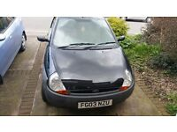Ford KA 2003, Quick Sale! Parts/Spares&Repairs