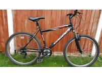 Front Suspension Adult Mountain Bike in Good Condition