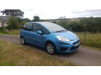 Citroen C4 Picasso vtr+ 1.6hdi diesel 87k miles first £1450 no offers
