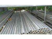 Scaffold tubes 14-16 ft galvi