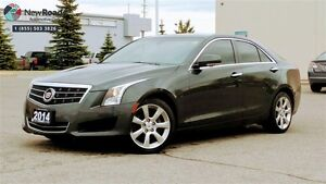 2014 Cadillac ATS 2.0L Turbo Luxury 2.0L Turbo Luxury. AWD, N...