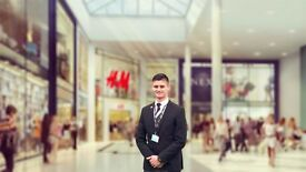 Shopping Centre Security Guard