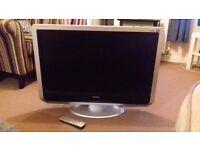 "32"" Flat screen television, Mirai, good condition"