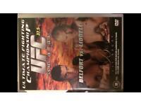 UFC 37.5 RARE!