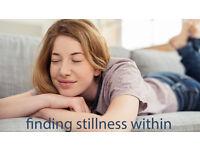 Finding Stillness Within (Sutton Coldfield)
