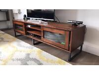 TV Stand. Free. Solid wood