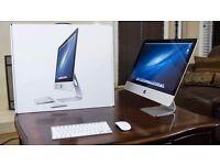 "Quad Core i5 2.9Ghz Slim 27"" Apple iMac 8gb 1Tb Logic Pro X FL Studio 12 Ableton Reason 9 Cubase 8"