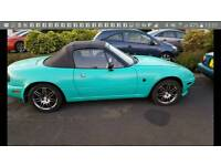 MX5 JDM EUNOS IMPORT 1996 WELDED DIFF NO RUST PROJECT DRIFT/TRACK CAR