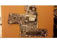 Spares for Dell latitude D620. Good working motherboard LA-2791 and other spares