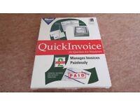 Quick Invoice for Quicken
