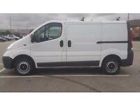 Vauxhall VIVARO 2012,Diesel 1995cc,HPI clear,only 80k,long MOT,AC,no VAT,bluetooth system