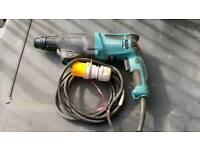 Makita HR2610 110v Drill