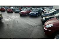 Car sales/ storage site to rent