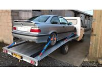 Vehicle transport and Recovery service based in Aberdeen