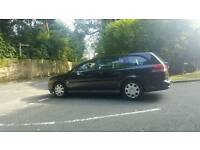 Vauxhall vectra 1.8 ls estate mot august 2017