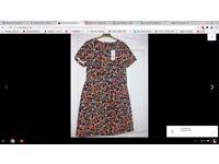 dorothy perkins dress size 12 bnwt