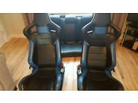 Mk5 golf / leon mk2 leather interior