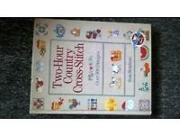 Cross stitch books all excellent condition £5 each can post for extra offers on the lot
