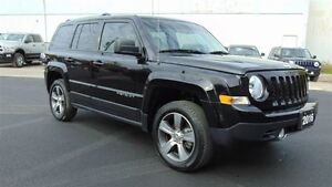 2016 Jeep Patriot HIGH ALTITUDE 4X4 - NAV- LEATHER- SUNROOF