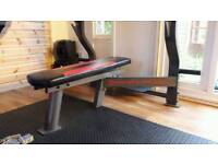 Competition style bench press gym bench commercial heavy duty weights