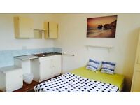 *** Single room (double size) , garden, big kitchen ***