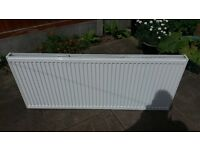 Central Heating Radiator 1400 x 600