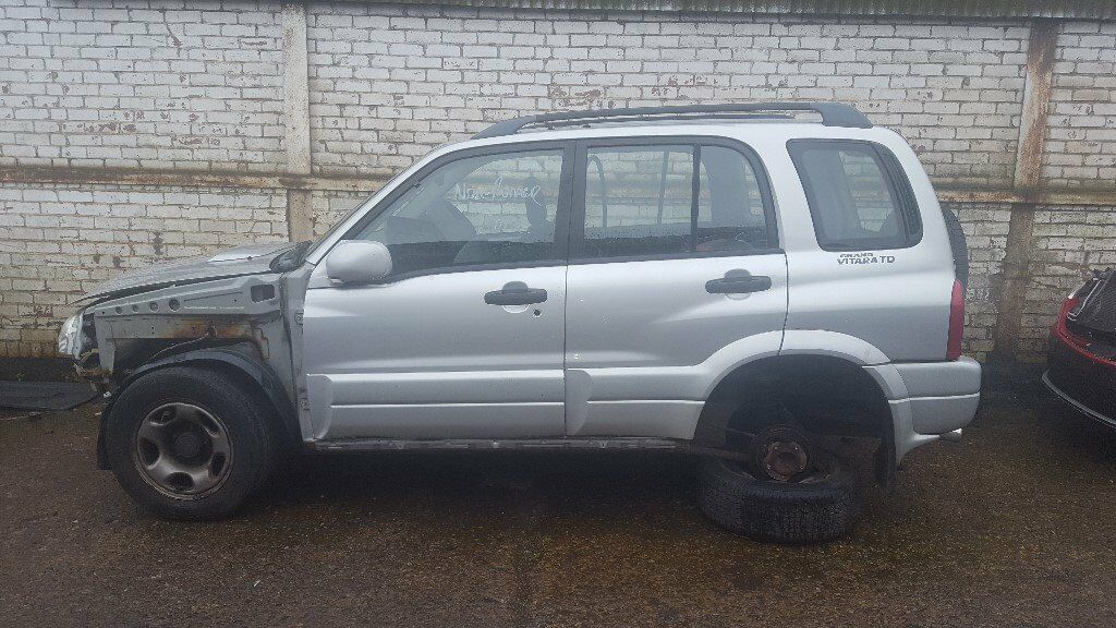 Suzuki Grand Vitara 2003 2.0 Diesel For Breaking - CALL NOW!!!