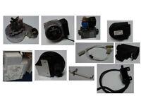 Vokera Linea 730 Boiler Used Parts R10024526 R10021021 R10024731 R10024558