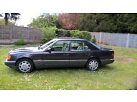 Used, 1992 Mercedes 230e w124 Automatic Saloon in good condition in daily use, leather seats alloys 116K for sale  Gerrards Cross, Buckinghamshire