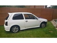 For breaking - 1997 Toyota Glanza V REP ep91