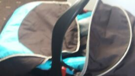 graco car seat from birth immaculate condition