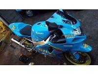 suzuki gsxr 600 k3 rizla racing