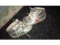 Baby kickers !!