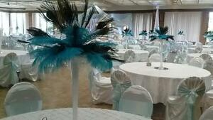 Wedding Decor, Chair Covers ,Sashes,Tablecloths,Table Runners Windsor Region Ontario image 8