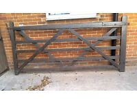 5 Bar Field Gate