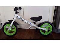 Childrens, kids balance bike