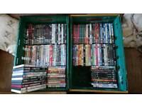 Joblot of dvds, 120+