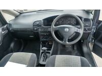 VAUXHALL ZAFIRA COMFORT 16v AUTOMATIC//FULL SERVICE HISTORY//7 SEATER £850