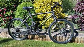 Childs Bike: 12 Speed 20inch Wheels (Aged 7 to early teens)