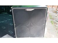 For sale Ashdown 4x10 bass cab 450w