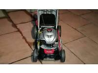 Alko 470 petrol self-propelled mower