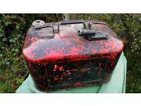Honda Marine petrol fuel tank can boat dinghy eu10i eu20i long run fuel conversion free local del.