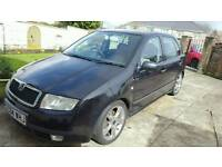 skoda fabia 1.9 sdi low mileage