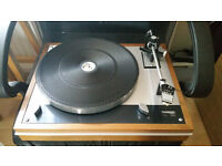 Thorens TD160 record player + amp + speakers