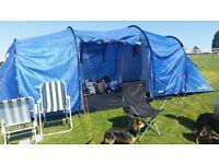 Kanaka 6 berth tent