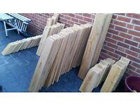 SOLID oak flooring 25sqm